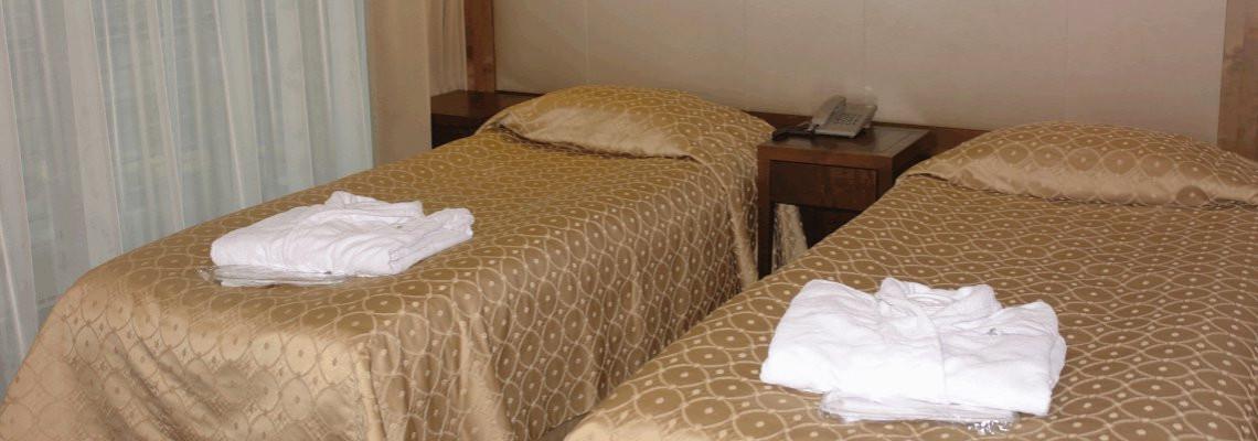 Dvivietis (atskiros lovos)